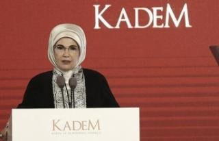 Emine Erdoğan, 3. Uluslararası Kadın ve Adalet...