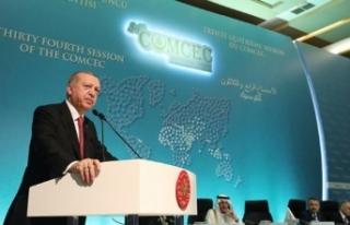 Erdoğan'dan 'milli para' çağrısı