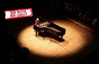 İdil Biret'ten hasta çocuklar yararına konser
