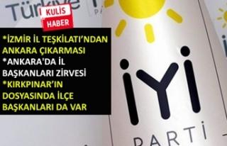 İYİ Parti İzmir'de taşlar yerine oturuyor!