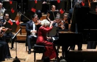 İZDSO'dan Cumhuriyet Bayramı konseri
