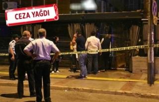 İzmir'de 4 kişinin öldüğü bar kavgası...