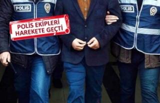 İzmir'de FETÖ operasyonu! 23 gözaltı kararı...