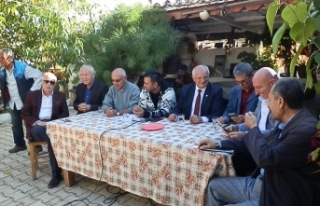 İzmir'de 'Tartı şenliği' düzenlendi