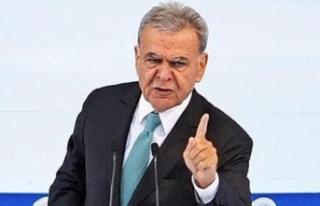 """İzmir'e su yok!"""