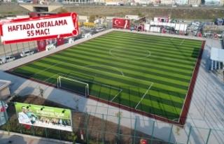 İzmir'in sporcu fabrikası Bornova!