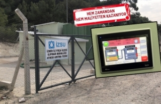 İZSU'dan atık sulara 'paket arıtma'