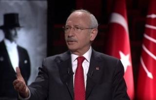 Kılıçdaroğlu, Genelkurmay Başkanı Güler'i...