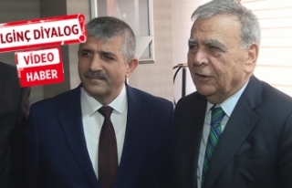 Kocaoğlu'ndan MHP İzmir İl Teşkilatı'na...