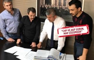 MHP'li Şahin'den 'İzmir feryad ediyor'...