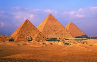 Mısır piramitleriyle ilgili önemli gelişme!