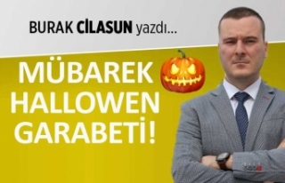 """Mübarek halloween garabeti"""