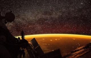 NASA'dan 'turuncu dünya' paylaşımı