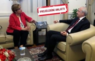 Pekdaş'tan Ankara'ya 'seçim'...