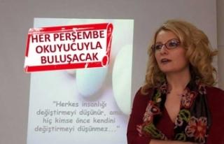Prof. Dr. Esra Engin, köşe yazılarıyla artık...