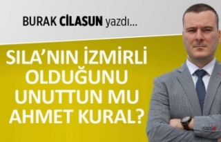 """""""Sıla'nın İzmirli olduğunu unuttun mu..."""