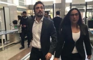 Son dakika: Ahmet Kural adliyeye geldi