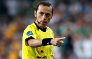 Spor Toto Süper Lig'de 12. haftanın hakemleri...