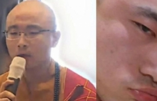 Tayvan'da tapınakta skandal olay