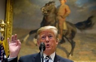 Trump: Göçmenler ülkemizin yapısını parçalıyor