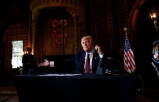 Trump: İklim değişikliğine inanmıyorum, çünkü...