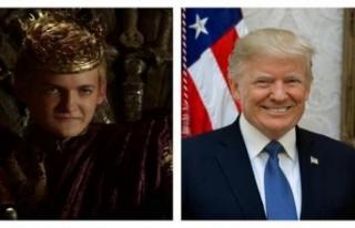 """Trump Joffrey'e benziyor"""