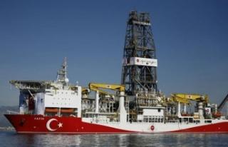 Türkiye'den Akdeniz'de hidrokarbon rezervi...