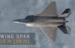 Türkiye'nin milli uçağı milli jet motoruyla...
