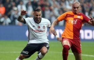 1.1 milyar liralık derbi Beşiktaş Galatasaray