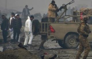 Afganistan'da televizyon kanalı sahibi kaçırıldı!