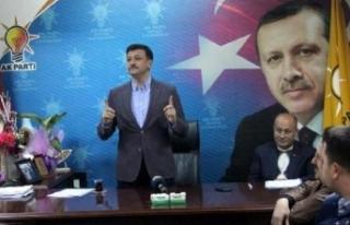 AK Parti'li Dağ: İzmir, CHP için çantada...