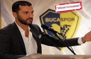 Bucaspor'da başkan istifa etti