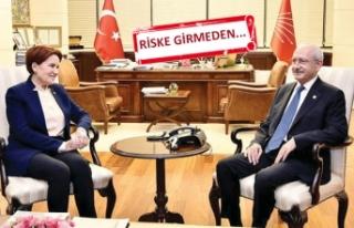 CHP - İYİ Parti ittifakında 'ilçeler formülü'