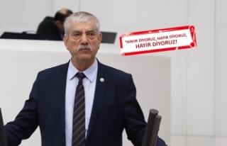 CHP'li Beko: Bu bütçe halkın bütçesi değil