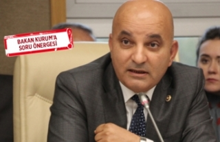 CHP'li Polat, o ilçedeki 2B arazilerini sordu