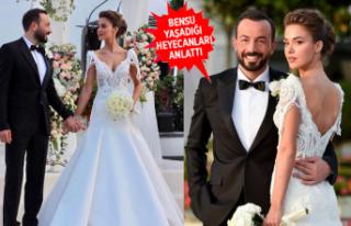 'Düğüne üç gün kala gelinliğim daha bitmemişti'