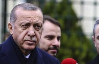 Erdoğan: Bahçeli'yle bu hafta görüşebiliriz