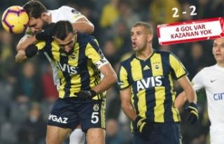 Fenerbahçe'ye Kadıköy'de Güneş doğmuyor