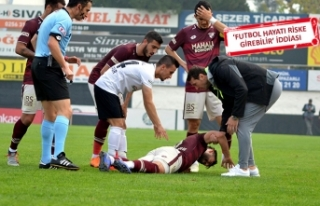Göztepe'de Hakan'ın sakatlık kabusu