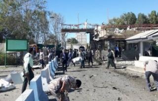 İran'da bombalı saldırı!