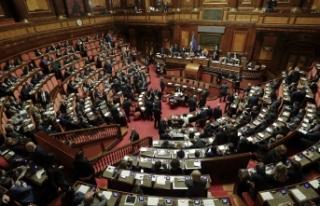 İtalya'yı karıştıran olay: Parlamentoda...