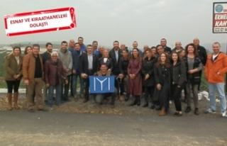 İYİ Partili Yıldız'dan Gerenköy çıkarması