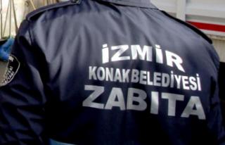 İzmir'de zabıtayarüşvetoperasyonu