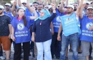 İzmir'deki o grev 186 günün ardından sona...