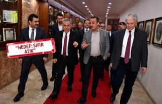 İzmir'den Türkiye'ye örnek olacak proje