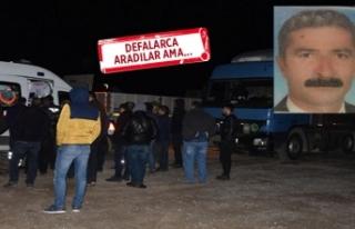 İzmir TIR parkında şüpheli ölüm