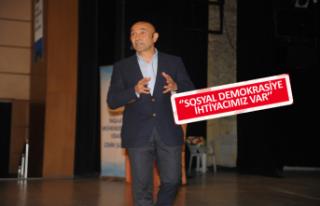 İzmir Türkiye'yi Değiştirebilir