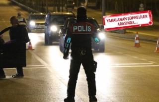İzmir'de aranan 288 kişi yakalandı!