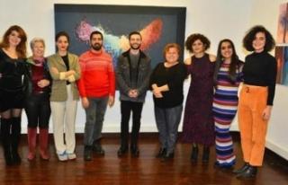 İzmirli sanatçılardan karma sergi