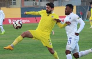 Menemen Belediyespor-Kasımpaşa: 1-2